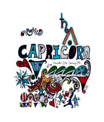 Capricorn Art