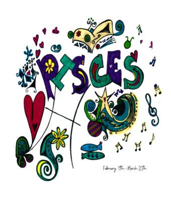 Pisces Art