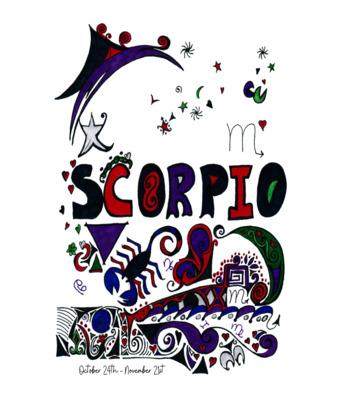 Scorpio Art